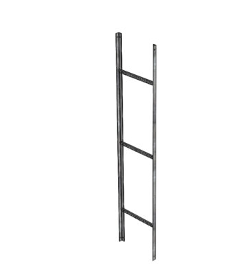 Cable Ladder for coaxial cable support runs.