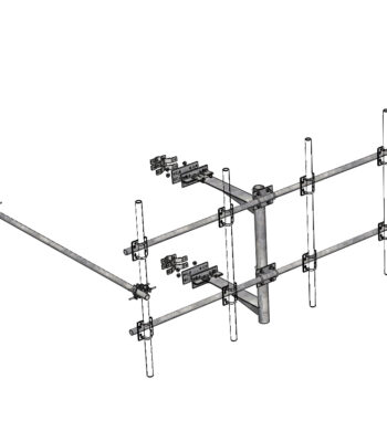 Universal Sector Frame Kit for Cell Tower Applications
